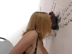 Big Black Cock Glory Hole With Krissy Lynn