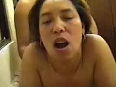 mexican honey goes down and is drilled doggy style