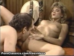 Ginger Lynn & Rikki Blake in Hypnotic Sensations Movie