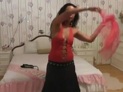 My sexy belly-dance video