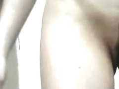 Change room spy cam records perky tits and trimmed cunt