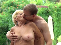Best pornstars Jeremy, Malya in Horny Big Tits, Outdoor porn scene