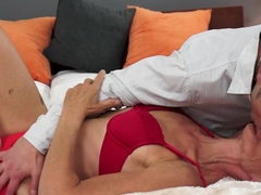 Crazy pornstar in Exotic Facial, Grannies porn scene