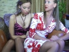LadiesKissLadies Movie: Barbara and Irene