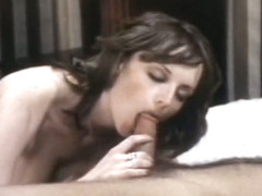 Horny black vintage movie with Billy Counes and Rhonda Jo Petty