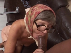 Amazing pornstar in fabulous facial, mature adult video
