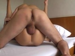 Tall Ugly Girl - Anal Test for porn