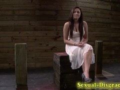 Bdsm ### gets throated