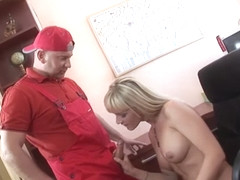 Natalli Di Angelo in Why fuck the IT guy when you can fuck the boss - MMVFilms