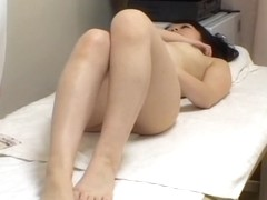 Awesome Jap babe crammed in hidden cam massage video