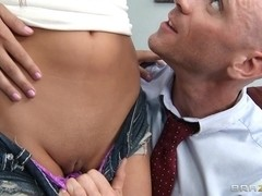 Teens Like It Big: Cock Knock For Counsel