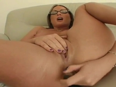 Flower Tucci and Mark are having sex