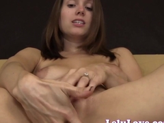 Lelu Love-Workout Video Masturbation