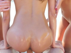 Fabulous pornstars Dillion Harper, Lucy Doll, Chloe Amour in Best Outdoor, Small Tits adult clip
