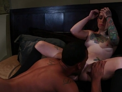 Incredible pornstar in Amazing Gothic, Hardcore sex video