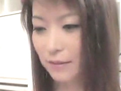 Incredible Japanese chick in Best Bathroom, Blowjob/Fera JAV clip