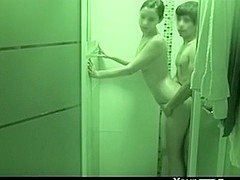 Youthful Pair  Sextape