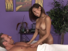 Exotic pornstar in Fabulous HD, Massage sex clip
