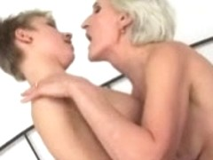 Grandaughter Has Sex With Her Gran ! SUPERB !
