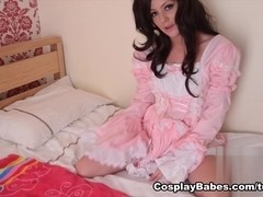 Kimmy Cumlots in Kawaii Girl Scene