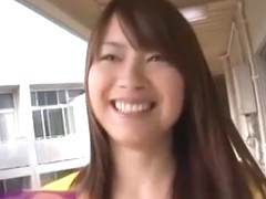 Exotic Japanese chick Mayuka Akimoto in Incredible Facial, Blowjob JAV movie