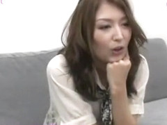Crazy Japanese chick Miku Hasegawa 2 in Horny Masturbation, Dildos/Toys JAV movie