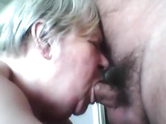 Fabulous Homemade record with Blowjob, Grannies scenes