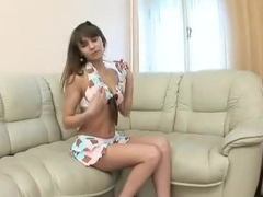 Horny webcam Shaved, Solo movie with Gasha model.