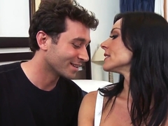 James Deen enjoys in hot sex with Kendra Lust