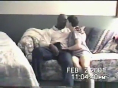 My wife's first cuckold experience with a black guy