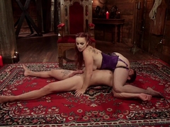 Reed Jameson & Bella Rossi in Birthday Surprise Divine Bitches Style - DivineBitches