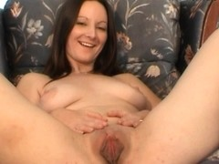The Female Orgasm: Honey in the Chair HD