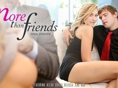 Alexa Grace & Melissa Moore & Rob in More Than Friends, Episode 4 Video