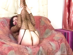 Russian Slut Nadia Spreads Pussy Wide For Fucking