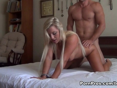 Embry Prada in The Bedroom Grind - PornPros Video