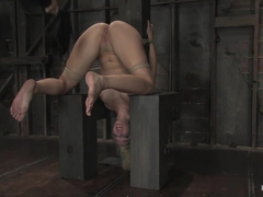 Annette Schwarz in Amazonian Goddessannette Schwarz, 6'0, Blond, Bound, Helpless, Ass Fucked And M.