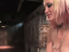 Kimberly Kane's First Time