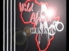 Wild Africa Canings: Female Prison Anguish