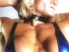 Massive Female Bodybuilder Brigita Brezovac Sexy Female Muscle