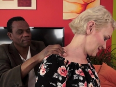 Exotic pornstars Carlos, Masha Sun in Amazing Interracial, Grannies xxx clip