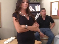 Brazzers - Big Tits at School - Ariella Ferrera Mick Blue - The Female Orgasm 101