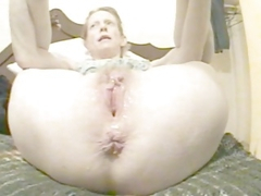 Slim Gaping Cum-Hole #25 Jessy Returns