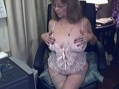 Crazy homemade Solo Girl, Masturbation xxx movie
