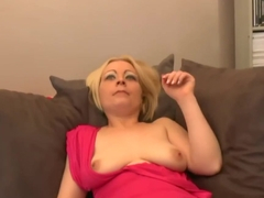 dp with blond mature