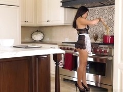 Valentina Nappi in Italian Cooking With Valentina