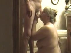 Incredible homemade Mature, Wife sex movie