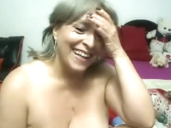 Amazing Homemade video with Solo, Grannies scenes