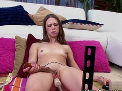 Amazing pornstar Alexa Nova in Crazy Small Tits, Fucking Machines adult movie