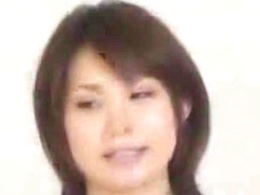 Amazing Japanese whore in Hottest Massage JAV movie