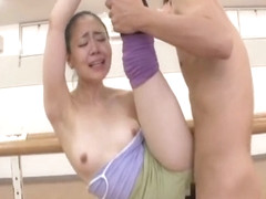 Cosplay Porn: Asian Gymnast Sex Chinese Acrobat part 4